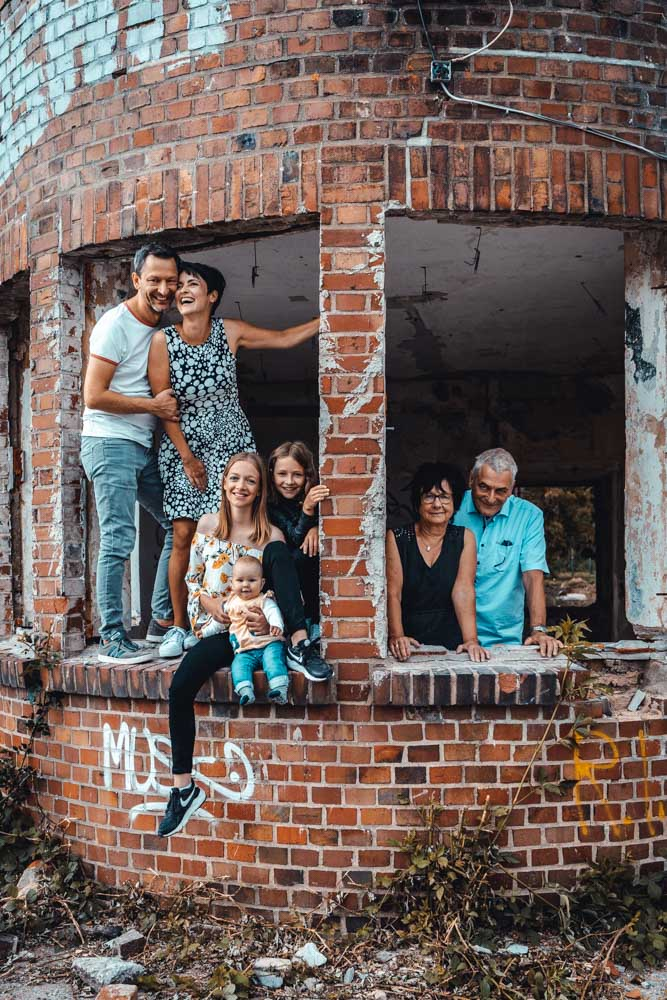 Familienfotos in Frankfurt